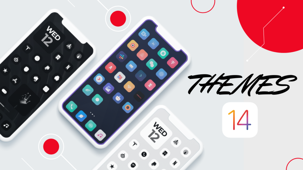 Installing Themes on iOS 14