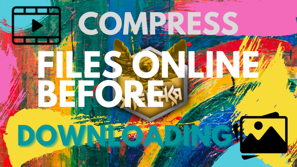 Compress Files Online Before Downloading
