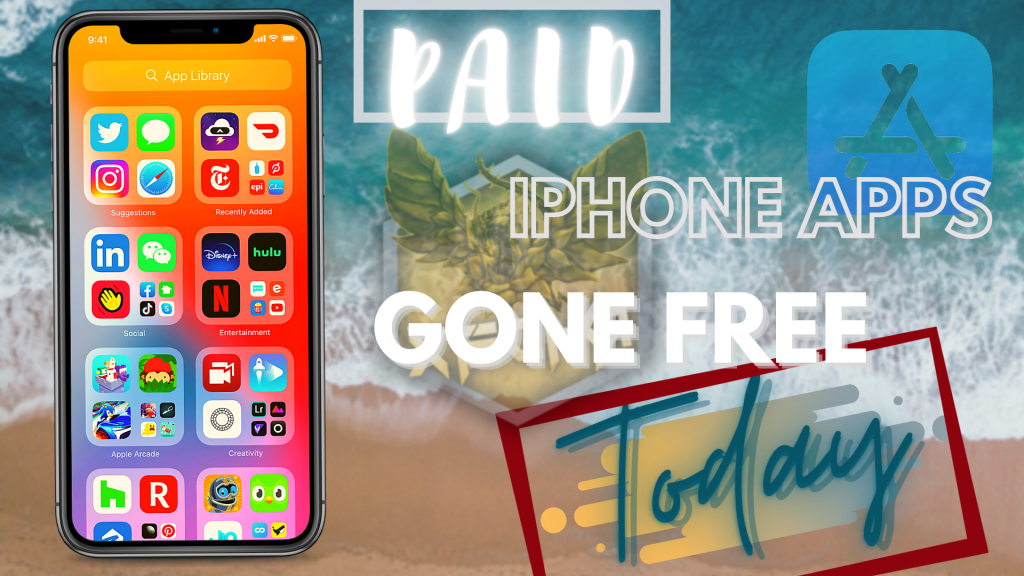 !Free iPhone Apps and Games Today